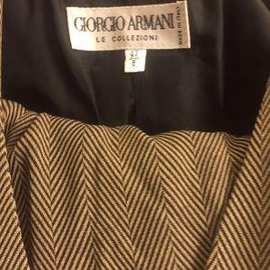 Pant suit ARMANI